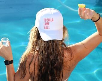 Drinking Trucker Hat, Custom Trucker Hat