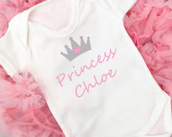 Twin baby gift twin baby vests baby gift set new baby boy personalised baby vest princess vest baby girl new baby gift baby shower negle Gallery