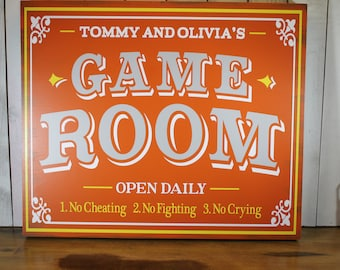 Man Cave Signs Personalized Uk : Formerly the gingerbread shoppe by worldssweetestsigns on etsy