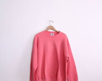 Bright Salmon 90s Sweatshirt