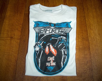 Enforcer band shirt