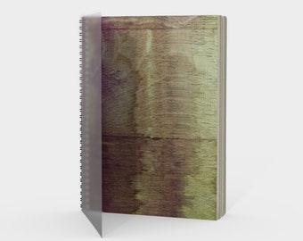 Wine Barrel - Spiral Notebook
