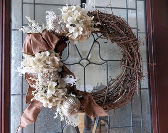 FALL WREATH-Fall Wreaths for Front Door-Thanksgiving Wreath-Pumpkin Wreath-Autumn Wreath-Fall Door Wreaths-Front Door Wreaths-Pumpkin