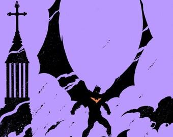 Gotham Burning