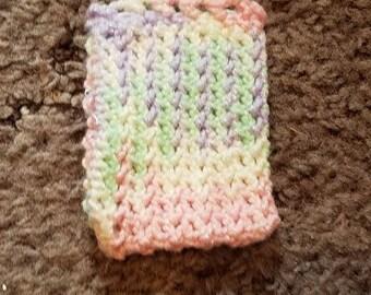 Pastel iPod Cozy