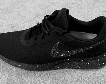 Nike Custom Painted Shoes - 'Oreo' Nike shoes