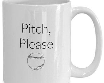Baseball Mug Gift