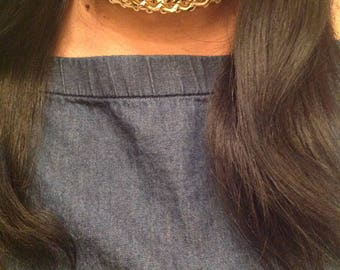 Dainty's Soft Chokers, Chokers, Jewelry, Custom Necklace, Necklaces