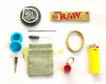 Nug Jug - Stash Jar - Stoner Kit - Ganja Gift - MMJ Cannabis Tools