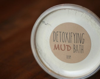 Detoxifying Mud Bath