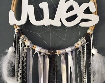 DreamCatcher weaving spider custom personalized name or other