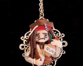 Jack Sparrow Necklace
