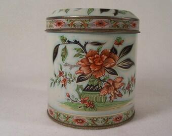 Tin Daher Made in England       W169