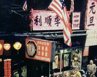 Chinese New Year 1959