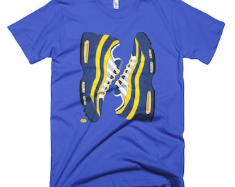 Golden Stated Air Max Away Tee