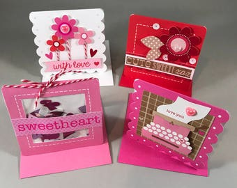 Valentine Gift Cards with Envelopes (2)