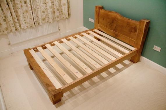 Oak Bed Frame Solid Oak Framing Beams Oak Beam Bed
