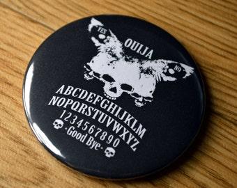 Ouija Board Pocket Mirror - Ouija Board Makeup Mirror