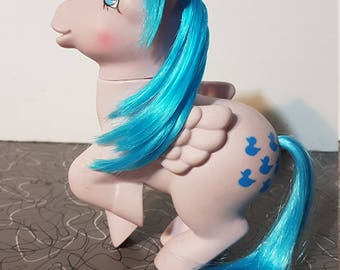 Vintage My Little Pony Sprinkles Pegasus Pony