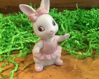 Bunny Rabbit Figurine