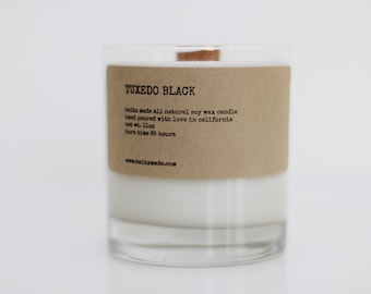 Cologne candle, musky candle, wood wick candle, manly candle, whiskey glass candle, cologne soy candle, musk candle, musk manly candle