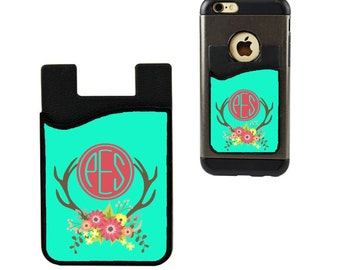 cell phone caddyphone walletcell phone pocketphone card holdercredit - Cell Phone Business Card Holder