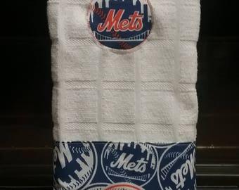 New York Mets Dish/Bar Towel