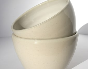 Set of 2 soup bowls