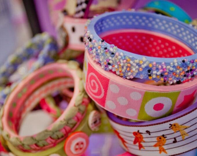 DIY  Bangle Bracelet Set