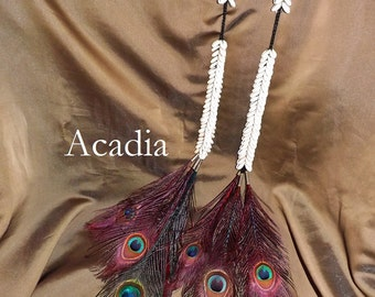 Cowry Falls, Tribal Fusion ATS, Acadia