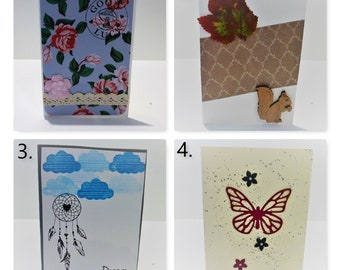Homemade cards-Handmade cards