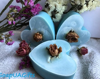 Gift Mom Soap Holiday | Gift | Favor | Showers Valentine Gifts Handmade Soap Organic Natural soap Gift for Mom Gift for her Wedding fawors