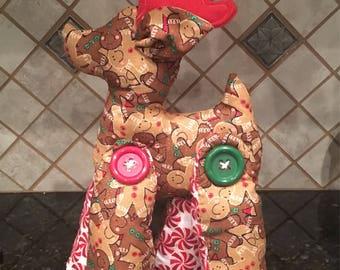 Gingerbread Sweet Reindeer