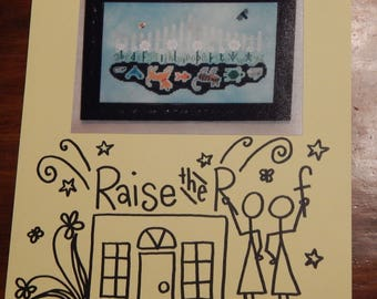 Pushing Up Daisies by Raise the Roof Designs