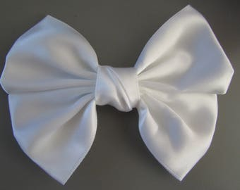 Large Satin Bow Embellishment