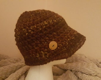 Woman's Hat with Brim
