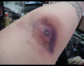 Latex puncture prosthetic