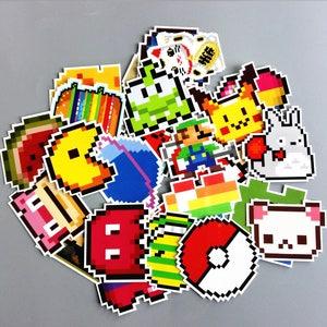 Pokemon Stickers Etsy