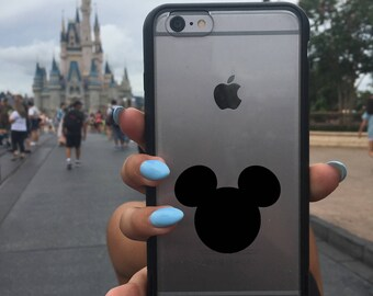 Mickey Mouse Decal, Mickey Decal, Disney Mickey Mouse Sticker, Disney Mickey Decal, Phone Cover, Disney Stickers, Disney Vinyl Decals