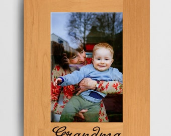 Mother gift from daughter - mother gift - mother gift from son - mothers day gift - custom frame - wood frame - engraved frame - frames
