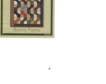 Bow Tie Pasta Wall Hanging Pattern