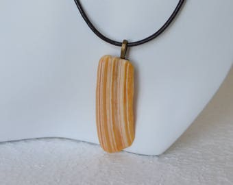 Beach Shell Pendant Necklace