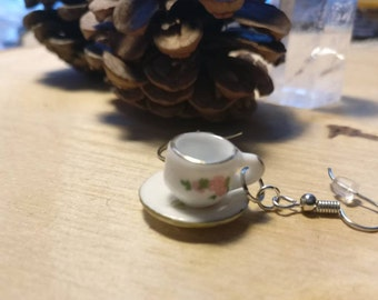 Earrings Teaparty