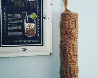 Savannah Sweetgrass Plastic Bag Keeper Pattern Only