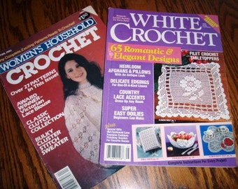 vintage crochet patterns ...  CROCHET MAGAZINES vintage patterns ...