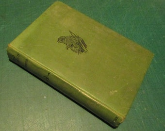 1922 1st edition Wild Kindred By Jean M. Thompson, illustrated by Warwick Reynolds and Charles Copeland The narrow escape of velvet wings