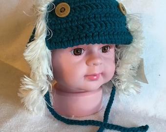 Crochet Hat for baby boys