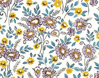Liberty Art Fabrics Alpine Daisy A tana lawn