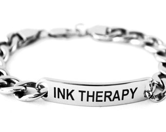 Ink Therapy because who in their right mind doesn't need this?
