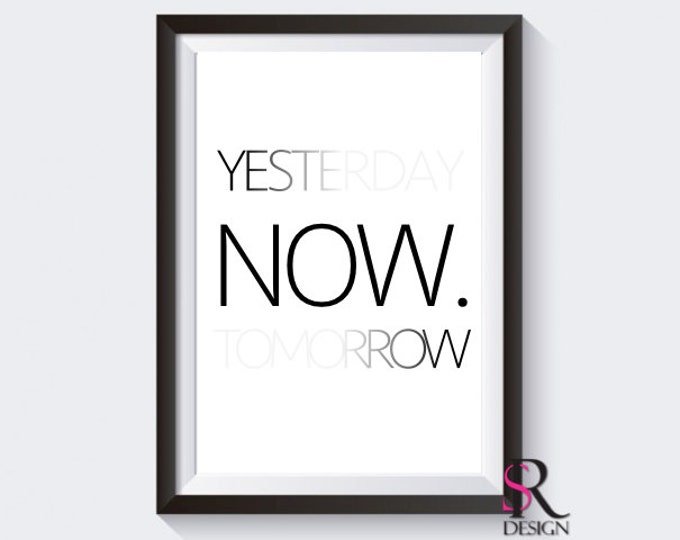 Office Wall Art, Office Art, Office Quote, PRINTABLE Wall Art. Office, Home, Inspirational Quote. 8x10